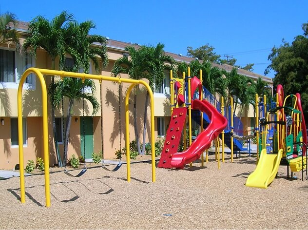 Home Depot The West Palm Beach Housing Authority And Kaboom In The